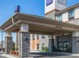 Hotel Photo: Sleep Inn & Suites Miles City