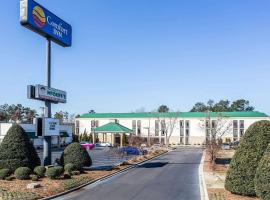 Hotel Photo: Comfort Inn Laurinburg