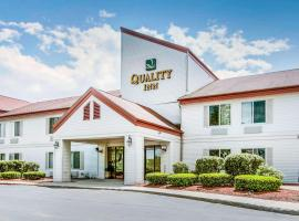 Hotel Photo: Quality Inn Loudon/Concord