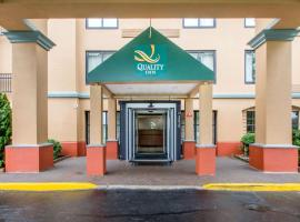 Hotel Photo: Quality Inn Near Princeton