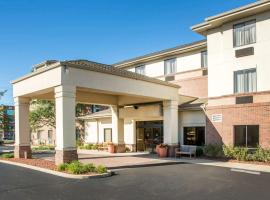 Hotel Photo: Comfort Inn & Suites West Chester