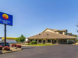 Hotel Photo: Comfort Inn Norwalk - Sandusky