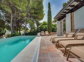 Hotel photo: Font de sa Cala Villa Sleeps 6 Pool WiFi