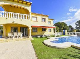 Hotel photo: Casas de Torrat Villa Sleeps 15 Pool Air Con