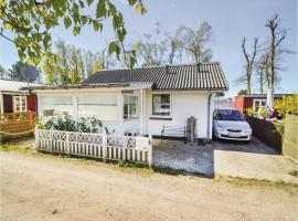 Hotel Photo: One-Bedroom Holiday Home in Karrebaksminde