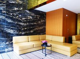 Hotel photo: Fraser Suites Geneva - Serviced Apartments