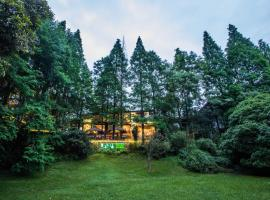 Hotel Photo: Wuyi Mountain Ancient Street Forest Living England Time Inn