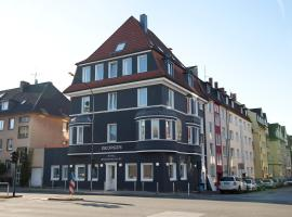 Boutique-Hotel & Boardinghouse GEORGES Essen Germany