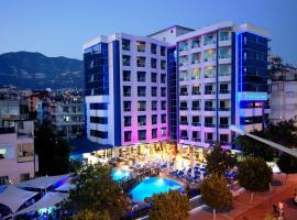 Grand Zaman Garden Hotel Alanya Turkey