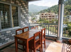 Hotel near Pokhara airport : Hotel Mountain Village