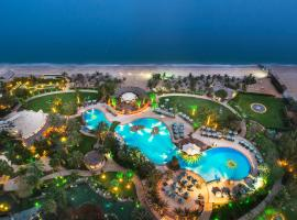 Hotel photo: Le Meridien Al Aqah Beach Resort