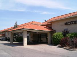 Hotel photo: Howard Johnson Plaza Hotel Windsor