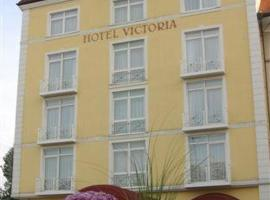 Hotel Victoria Bad Mergentheim ドイツ
