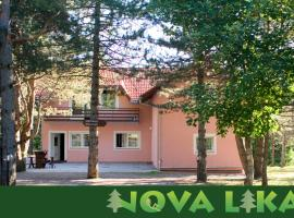 Hotel photo: Apartments Nova Lika