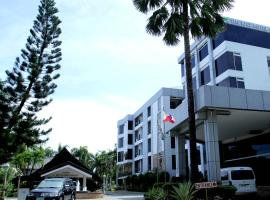 The Ritz Hotel at Garden Oases Davao City Philippines