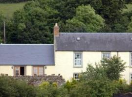 Hotel Photo: The Farmhouse At Yetholm Mill