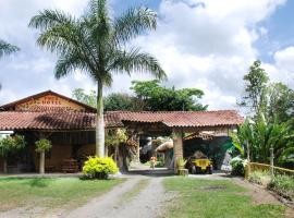 Finca Hotel Araguaney Armenia Colombia