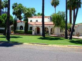 Maricopa Manor B&B Inn Phoenix USA