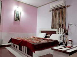 Hotel Red Inn Agra Indien