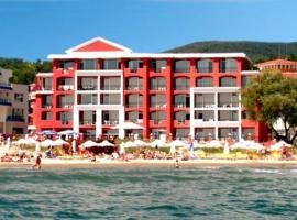 Carina Beach Aparthotel - Free Private Beach Sunny Beach Bulgaria