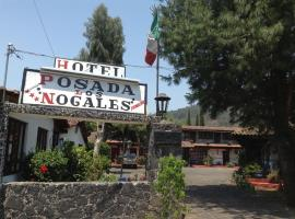 A picture of the hotel: Hotel Posada los Nogales