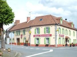 Hotel near France East: La Bonne Auberge