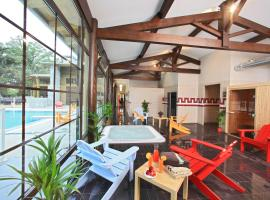 Hotel Photo: Albirondack Camping Lodge & Spa
