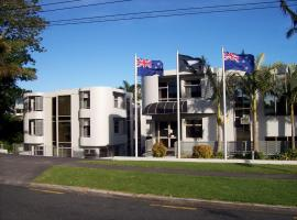 Hotel Photo: Parklane Motor Inn Takapuna Beach