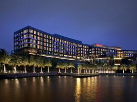 A picture of the hotel: The OCT Harbour, Shenzhen - Marriott Executive Apartments
