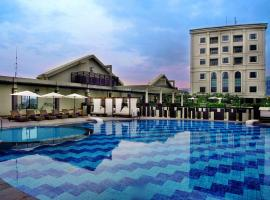 Grand Aston City Hall Hotel & Serviced Residences Medan Indonesia