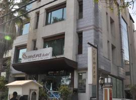 Hotel Photo: Amara Hotel Greater Kailash-1