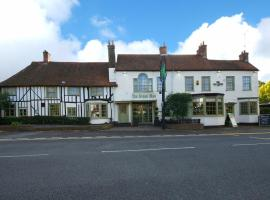 Hotel Photo: The Green Man Hotel by Good Night Inns
