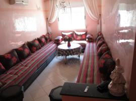 Hotel near Inezgane airport : Agadir Sweet Home Apartment
