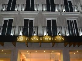 Hotel Photo: Hotel Plaza Revolución