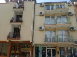 Grand Plaza Family Hotel Nesebar Bulgaria