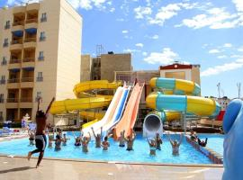 King Tut Aqua Park Beach Resort Hurghada Egypt