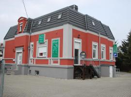 Pension Possehl Greifswald Germania