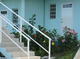 Lamblion Holiday Apartment Freemans Antigua & Barbuda