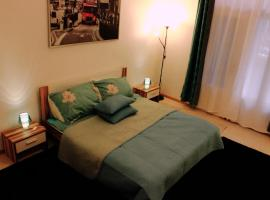 Modern City Central Apartment Praha 捷克共和国