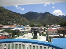 The Downtown Hotel Soufrière Saint Lucia