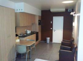 A picture of the hotel: Apartments Downtown Residence Brussels