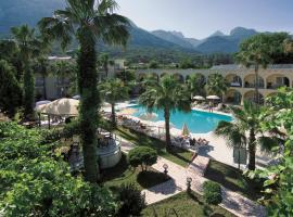 Hotel Golden Sun Beldibi Turkey