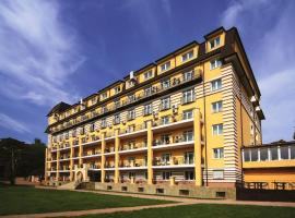 Royal Hotels and SPA Resorts Promenad Truskavets Ukraine