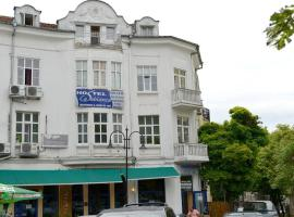 Hostel Casablanca City Varna City Bulgaria