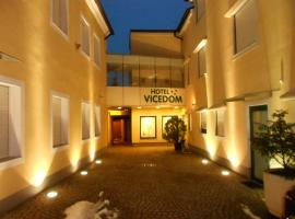A picture of the hotel: Hotel Vicedom