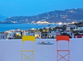 Aether Boutique Stay Glastros Greece