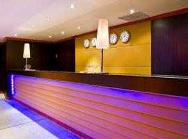 Hotel photo: Crom Airport Hotel - Jeddah