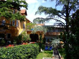 Hotel Photo: Residence Traminer Klause