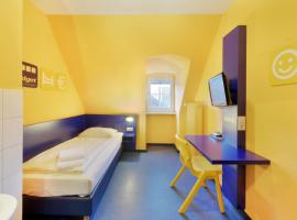 Bed'nBudget Expo-Hostel Rooms