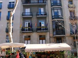 Hostal Mont Thabor Barcelona Spain